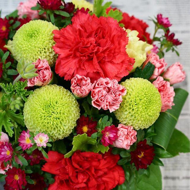 明日5/14(日)は母の日です。たくさんのご注文ありがとうございます!皆さんのありがとう♡無事に届きますように!#蔵前花屋 #kuramae #蔵前こめて #flowergift #母の日ギフト